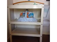 Cosatto Baby changing table including accessories