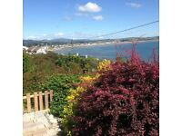 SEA VIEW APARTMENT FLAT HOUSE NEWCASTLE SLIEVE DOANRD HOTEL BURRENDALE ROYAL CO DOWN GOLF MOURNES