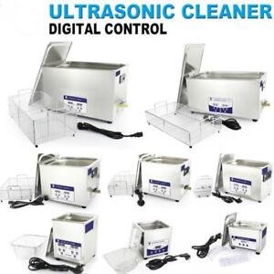 New Ultrasonic Cleaner tanks - 10 sizes available - FREE SHIPPING