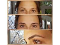 Lash lift including tint. Get 25% discount on your first treatment.