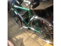 Dawes racing road bike