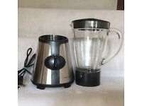 COOKWORKS SIGNATURE GLASS JUG BLENDER. 700 W. Model XB155G