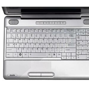 "TOSHIBA L550-0cd 17.3"" Intel dual-core T4200 2.0GHz  3GB 320GB mc office pro"