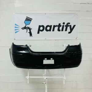 Hundreds of New Painted Nissan Versa Rear Bumpers