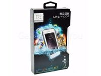 Genuine Lifeproof Waterproof ShockProof Case Cover iPhone 6s 4.7'' Black