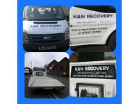 Breakdown and Recovery service