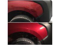 Car body repairs dalmarnock