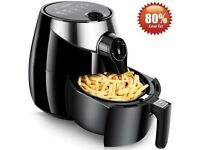 Air Fryer Healthy Fryer, Oil Free Fryer with Detachable Dishwasher Safe Basket