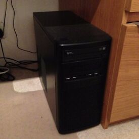 Desktop PC 3.70GHz, 8GB RAM, Nvidia Geforce GTX 750Ti Including Screen, Keyboard and Mouse & more!