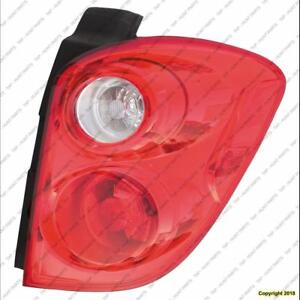 Tail Lamp Passenger Side High Quality Chevrolet Equinox 2010-2015