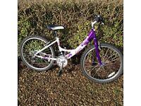 """Dawes Vixen 24 """" wheel child's Bicyle"""
