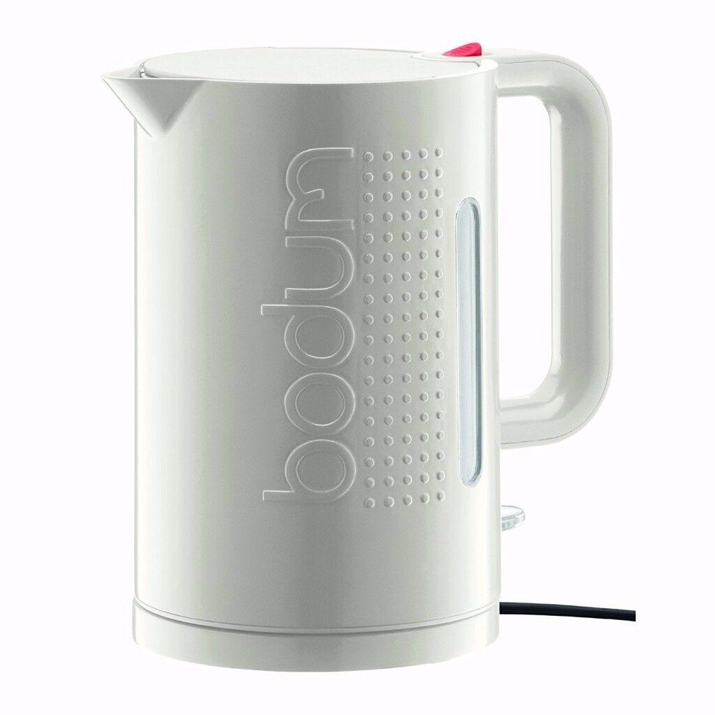 Bodum Bistro Electric Water Kettle 1.5 L - White