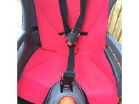 Child Hamax bike seat