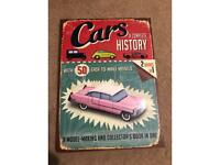 Cars A Complete History book