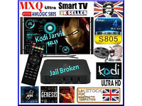 ANDROID TV BOX ✔️MXQ ULTRA FULLY LOADED✔️HD 1080p✔️KODI✔️MOVIES HD✔️IPTV✔️TV SHOWS✔️SPORTS & EVENTS