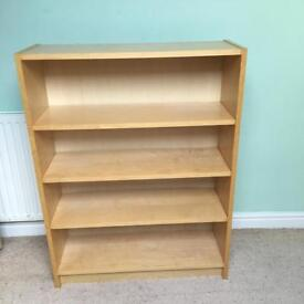 Bookcase very solid with 4 shelf