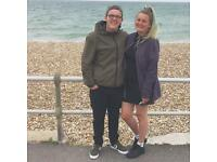 Looking for studio flat for young couple portsmouth area