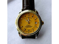 MEN'S OMEGA AUTOMATIC WATCH~NEW!