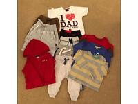 Baby clothes bundle (6-9 months)