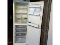 very large freestanding Bosch fridge freezer can deliver