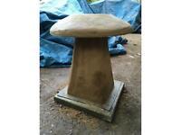 Large mushroom Ornament