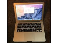 MacBook Air 13 inch 2017 8GB RAM 128GB SSD - Only 4 Months Old Still Under Warranty