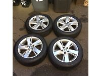 Vauxhall Astra SRI alloy wheels