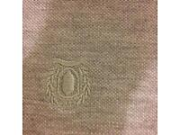 Zara designer Men's Grey polo shirt-medium