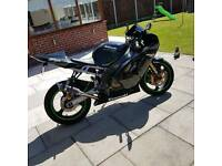 Kawasaki ninja zx6r 636 b1h