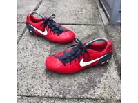 Nike total 90 football boots size 5