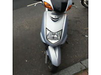 125cc Yamaha Cygnus Mot until August 2018 full service