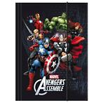 Marvel Avengers- Elastomap - A4 - Multi