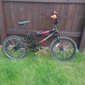 Bmx stunt bike gyro 20 inch muddy fox