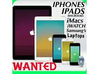 APPLE IPHONE 8 / PLUS | X IPHONE 7 6S SAMSUNG GALAXY NOTE 8 S8 PS4 PRO IPAD MACBOOK AIR (ALL WANTED)