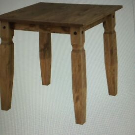 Corona / Mexican style kitchen table