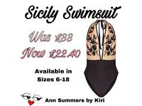 Ann Summers Sicily Swimsuit