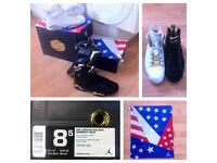 JORDAN 6 & 7 Golden Moment Olympic Pack *DEADSTOCK* Size 7.5