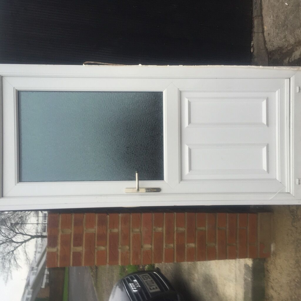 Upvc back door 35 5 x79 inches 100 in washington tyne for 100 doors door 35