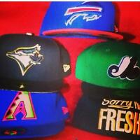 Size 8 fitteds (NEW ERA)