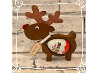 Reindeer kinder egg holders