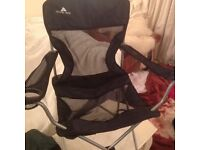 2 chairs / little used in carrier holders