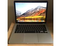 """APPLE MACBOOK PRO RETINA EARLY-2015 13.3"""" 2.7GHZ I5 DUAL CORE 128GB SSD - NEW SCREEN FROM APPLE"""