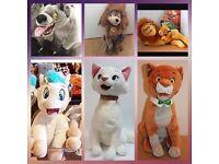 Wanted Disney soft toys / plush / teddies