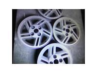 Classic ford wheels