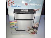 Ice cream maker 4-in-1