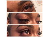 Individual eyelash extensions
