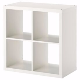 IKEA Kallax Unit white