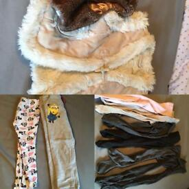 Years 4/5 girls clothes