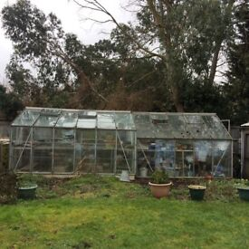 Greenhouses - free