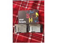 2x tickets for The Cranberries @ Colston Hall, Bristol